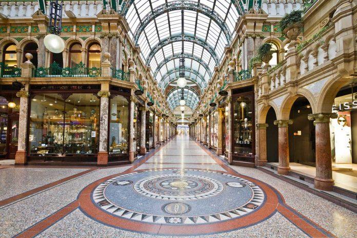 Leeds Victoria Quarter