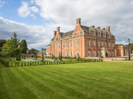 Acklam Hall courtesy of Michael Cartwright Photography