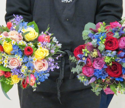 Liverpool's Dutch Flower Shop Creates Bespoke Bouquets for Duchess of Sussex