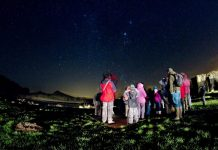 Northumberland International Dark Sky Park hosts fifth anniversary celebration