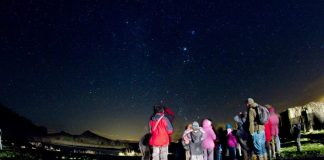Northumberland International Dark Sky Park hosts fifth anniversary celebration