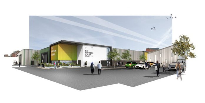 A new film & TV studio for the North East