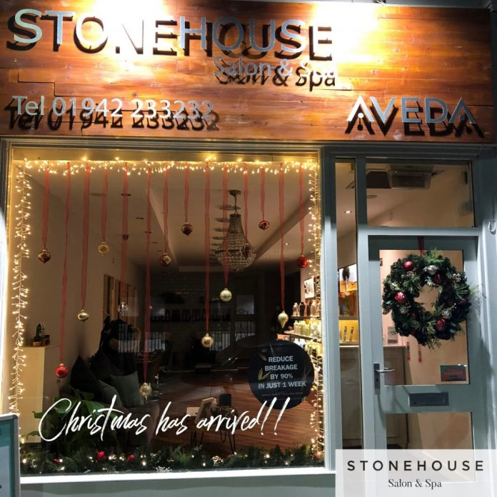 Stonehouse Salon & Spa Celebrates First Year in Wigan
