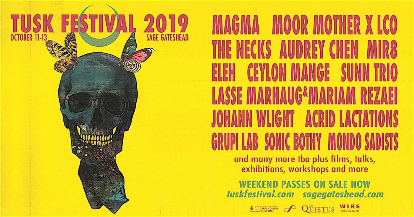 TUSK Festival 11-13 October 2019