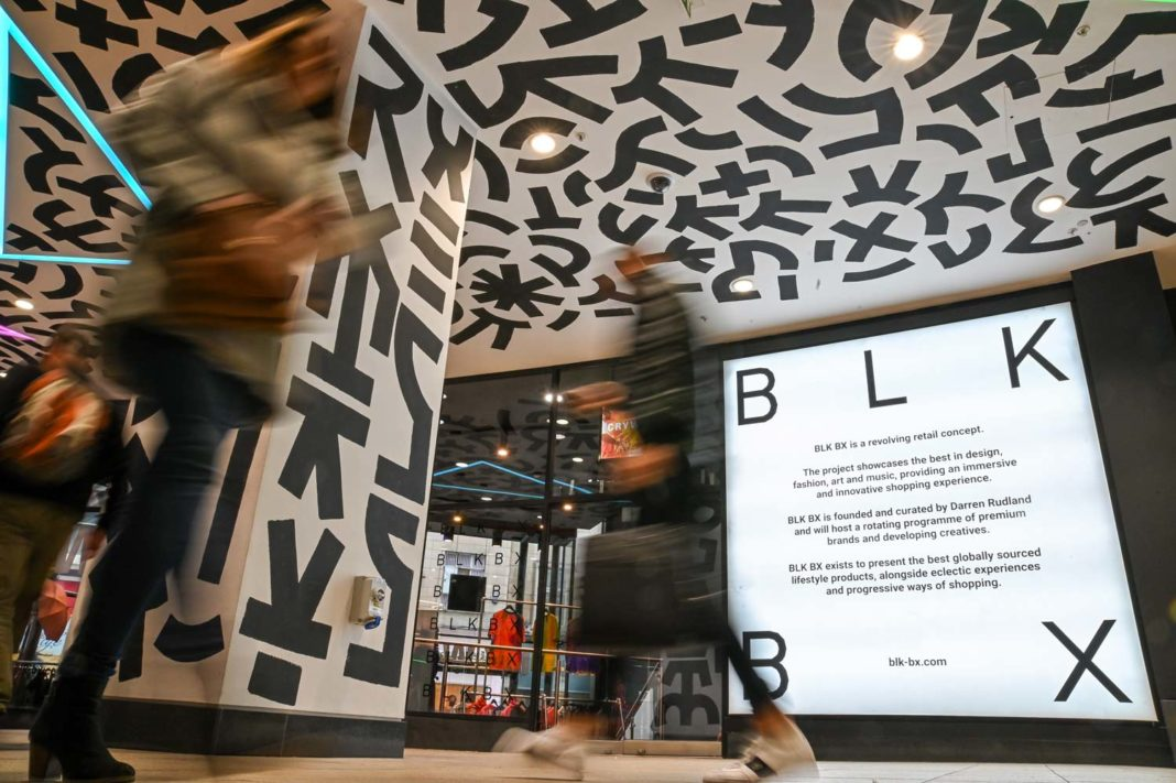 Trinity Leeds' pioneering retail experience BLK BX has welcomed two new names to its line-up