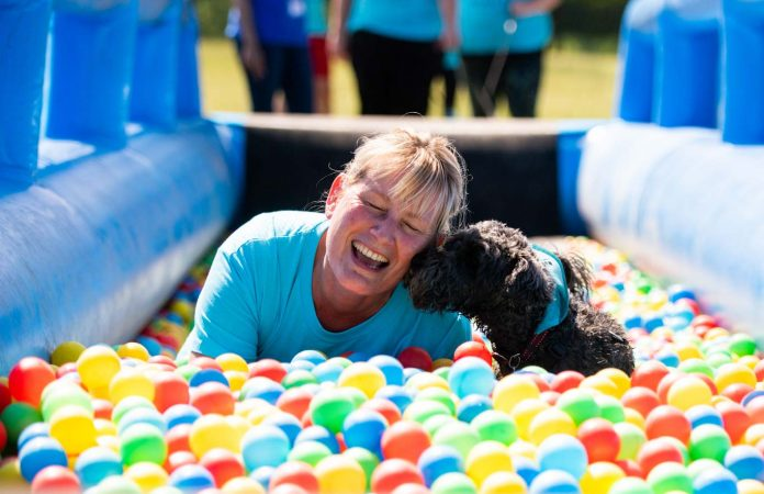 Batterseas Muddy Dog Challenge comes back to Greater Manchester