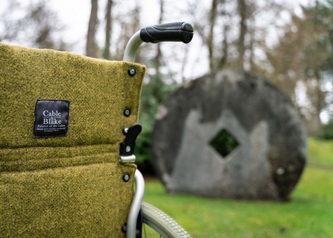 Cable & Blake Wheelchair