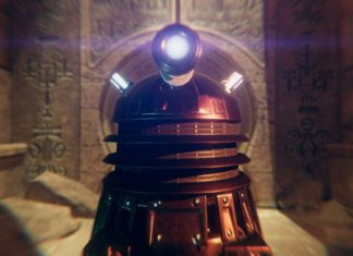 Fans Can Step Inside Doctor Who Universe in VR Arcades nationwide from Official 'Doctor Who Day' on 23rd November