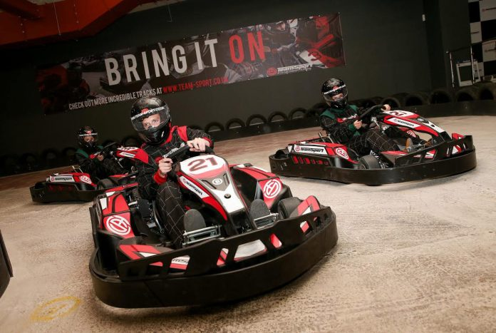 Ready, Set, Go! Bradford Gets New £1m Indoor Go-Karting Track