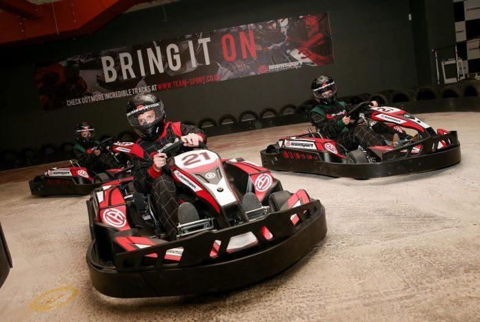 Ready, Set, Go! Bradford Gets New £1m Indoor Go-Karting Track
