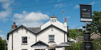 The Hare & Hounds, Levens launches exciting new spring-summer menu