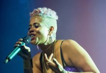 Kelis back in Liverpool at Bongo's Bingo brand new home