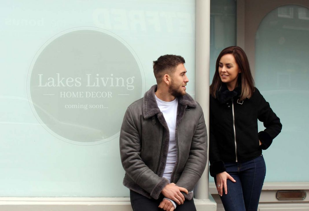 Cumbrian couple to open Penrith-based interiors boutique and online store