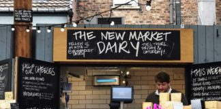New Market Dairy - A little slice of the Lake District arrives in Manchester