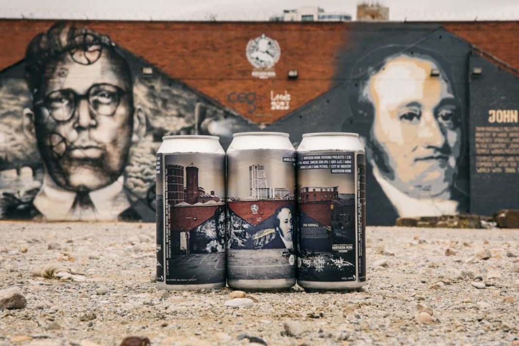 Northern Monk brewery launches pioneering foundation 'For the North'