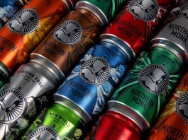 Leeds' Northern Monk brewery reveals it's core range rebranding