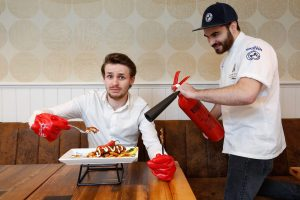 World's Spiciest Fish and Chips Return for National Fish and Chip Day