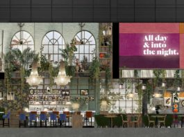 Bill's Restaurant & Bar launches in Spinningfields, Manchester