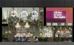 Bill's Restaurant & Bar launches in Spinningfields, Manchester