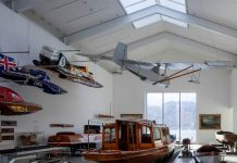 Lakeland Arts unveiled Windermere Jetty Museum of Boats, Steam and Stories