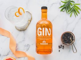 Masons Yorkshire Gin Launch the Next Edition in the G12 Gin Range