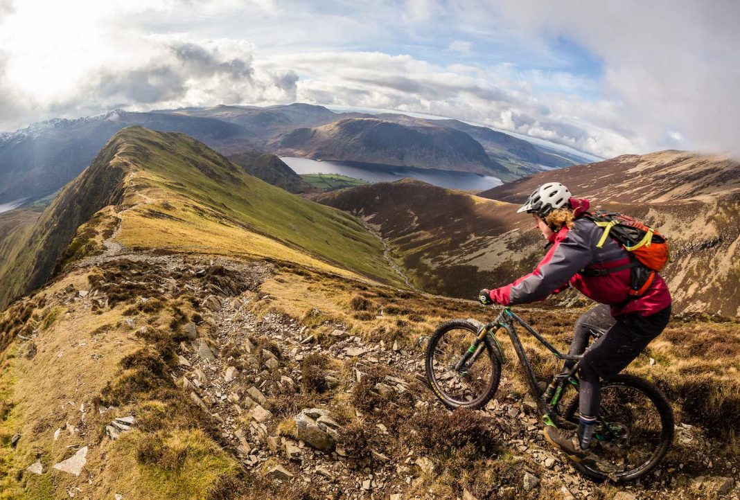 The ultimate escape – a luxury Lake District guided mountain bike adventure