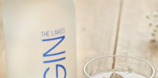 Gold Win for The Lakes Gin at the World Gin Awards