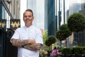 Manchester's Simon Wood Reveals Guilty Pleasures With His Latest Winning Menu